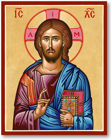 Christ the Lifegiver icon