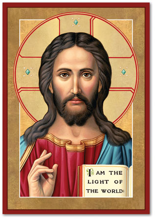 Christ the Light of the World icon