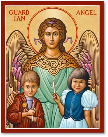 Guardian Angel & Children icon