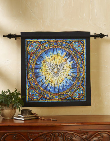 Holy Spirit Dove Wall Hanging