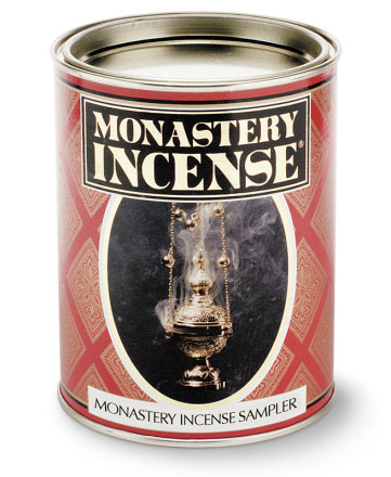 Monastery Incense Sampler