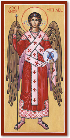 Saint Michael the Archangel Icon
