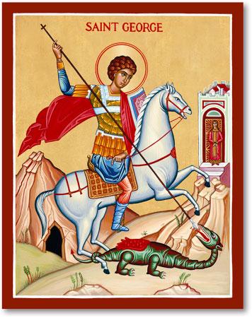 St. George Magnet