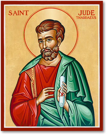 St Jude Thaddeus icon