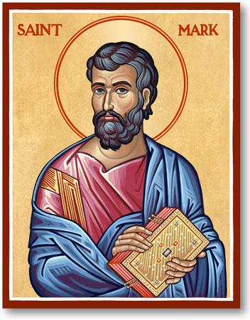 St. Mark icon