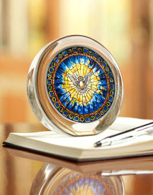 Holy Spirit Paperweight