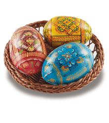 Children's Easter Egg Set