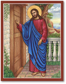 Christ Knocking at the Door icon