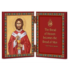 Christ the High Priest Diptych