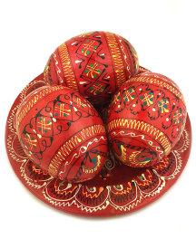 Red Easter Egg Gift Set