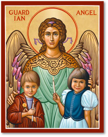 Guardian Angel & Children icon