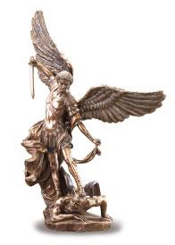 Saint Michael Figurine 10