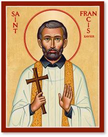 St. Francis Xavier icon