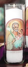 St. Joseph Votive Candle