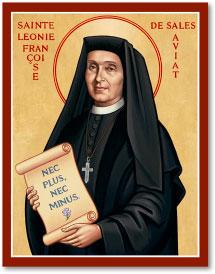 Ste. Leonie Aviat icon