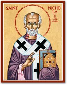 St. Nicholas icon