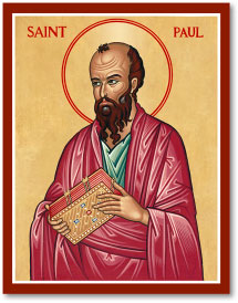 St. Paul icon