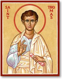 St. Thomas the Apostle icon
