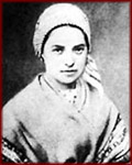 The Virgin's Smile, The following is an account of the visit of Count de Bruissard to Saint Bernadette made just before the last apparition at Lourdes.