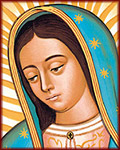 Our Lady of Guadalupe: The Holy Virgin's Miraculous Self-Portrait, Discover the rich history behind a miraculous portrait that has survived 500 years.